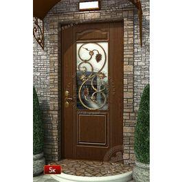 Входные двери в деревянный дом: какие лучше выбрать и как правильно установить?