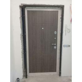 Дверные доборы на входную металлическую дверь с установкой