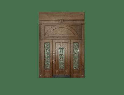 Двери для улицы металлические