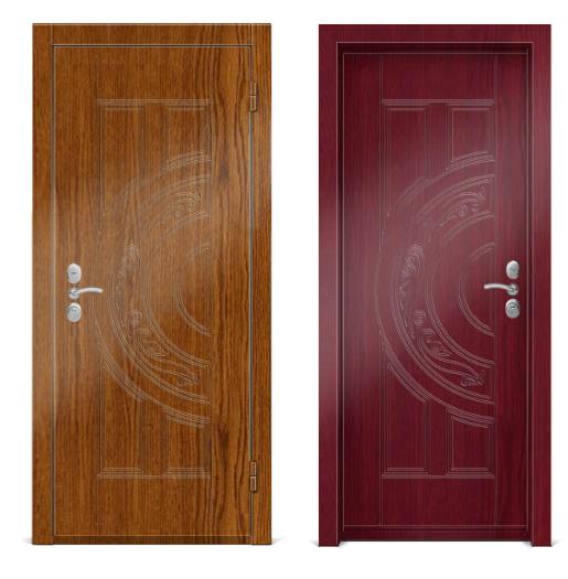 купить дверь оптима